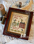 Elizabeth Jane -- Anniversaries From the Heart #12 from Blackbird Designs - click for more