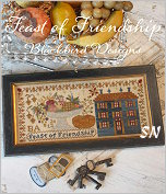 Feast of Friendship from Blackbird Designs - click for more