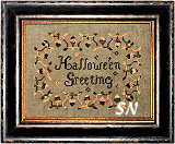 Halloween Greetings from Blackbird Designs - click for more