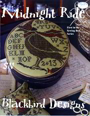 Midnight Ride - #1 in The Sewing Box Series from Blackbird Designs - click for more