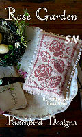 Rose Garden from Blackbird Designs - click for more