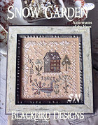 Anniversaries of the Heart #1 Snowgarden from Blackbird Designs - click for more