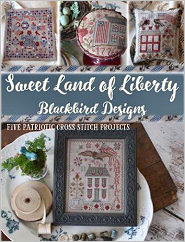 Sweet Land of Liberty from Blackbird Designs