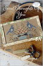 Sweet Thoughts of You from Blackbird Designs - click for more