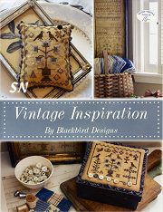Vintage Inspiration from Blackbird Designs - click for more