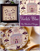 Violet's Blue from Blackbird Designs - click for more