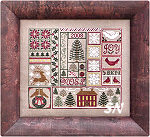 Peppermint Twist from Blue Ribbon Designs - click for more