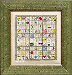 Green Thumb Gameboard from Blue Ribbon Designs - click to see a larger view