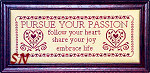 Pursue Your Passion from Blue Ribbon Designs -- click for a larger view