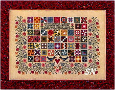 Quilted Garden from Blue Ribbon Designs - click for more