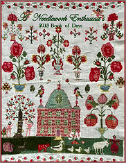 Needlework Enthusiast's Book of Days for 2019 - click to see more