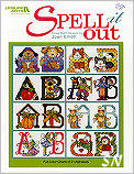 Leisure Arts Spell it Out -- click to see more