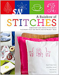 A Rainbow of Stitches - click for more