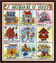 Dictionary of Homes from Bothy Threads - click for more