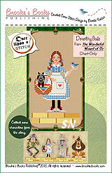 Dorothy Gale Chart from Brooke's Books -- click to see more