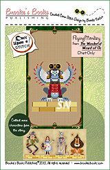 Flying Monkey Chart from Brooke's Books -- click to see more