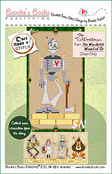 Tin Woodman Chart from Brooke's Books -- click to see more