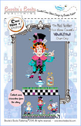 The Mad Hatter from Brooke's Books -- click to see more