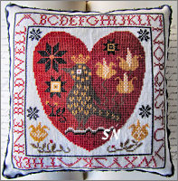 Pennsylvania Fraktur from Kathy Barrick - click to see more