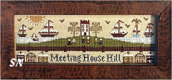 Meeting House Hill from Carriage House Samplings - click to see more