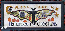 Halloween Greetings from Kathy Barrick - click to see more