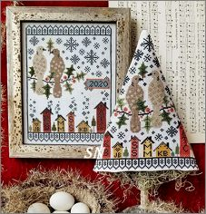 Second Day of Christmas by Liz Matthews - click to see more