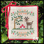 Welcome to the Forest part 2 from Country Cottage Needleworks -- click to see more