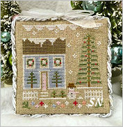 Glitter Village Series #1 from Country Cottage Needleworks -- click to see more