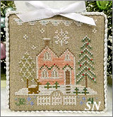Glitter Village Series #6 from Country Cottage Needleworks -- click to see more