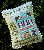 Main Street #10 Bakery from Country Cottage Needleworks -- click to see more