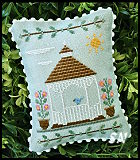 Main Street #3 Gazebo from Country Cottage Needleworks -- click to see more