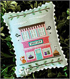 Main Street #8 Grocery from Country Cottage Needleworks -- click to see more