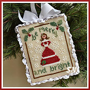 Be Merry from Country Cottage Needleworks -- click to see more