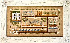 A Day at the Beach from Country Cottage Needleworks -- click to see lots more