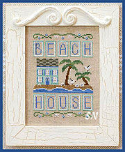 Beach House from Country Cottage Needleworks -- click to see more