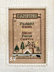 Camping Trip from Country Cottage Needleworks -- click to see more