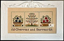 Cherries and Berries from Country Cottage Needleworks -- click to see more