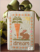 Dream Big from Country Cottage Needleworks -- click to see more