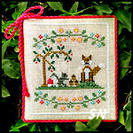 Welcome to the Forest #6 Forest Fox and Friends from Country Cottage Needleworks -- click to see more