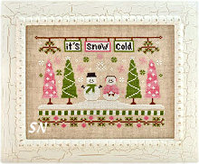 It's Snow Cold from Country Cottage Needleworks -- click to see more
