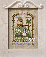 Jack & Jill from Country Cottage Needleworks - click to see more