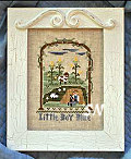 Little Boy Blue from Country Cottage Needleworks - click to see more