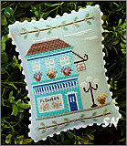 Main Street #2 Bookstore from Country Cottage Needleworks -- click to see more