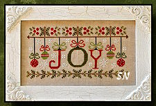 Ornamental Joy from Little House Needleworks - click to see more