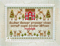 Reindeer Games from Country Cottage Needleworks -- click to see more