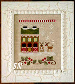 #6 Reindeer Stables from Country Cottage Needleworks -- click to see more