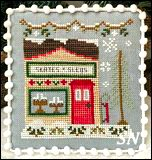 Snow Village part 2 from Country Cottage Needleworks -- click to see more