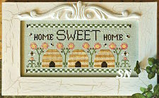 Sweetest Home from Country Cottage Needleworks -- click to see more