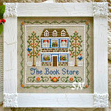 The Book Store from Country Cottage Needleworks -- click to see more