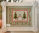 Winter Snow from Country Cottage Needleworks -- click to see more